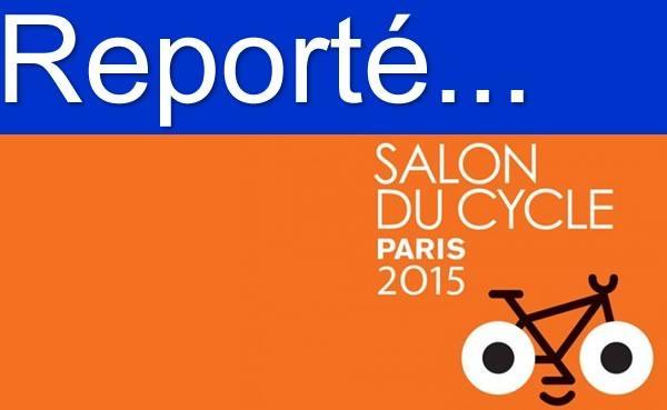 Le salon du cycle de paris 2015 report for Salon du cycle paris 2018