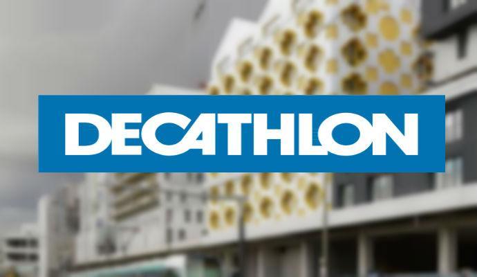 Inauguration du plus grand magasin decathlon de paris - Decathlon paris 19 rosa parks paris ...