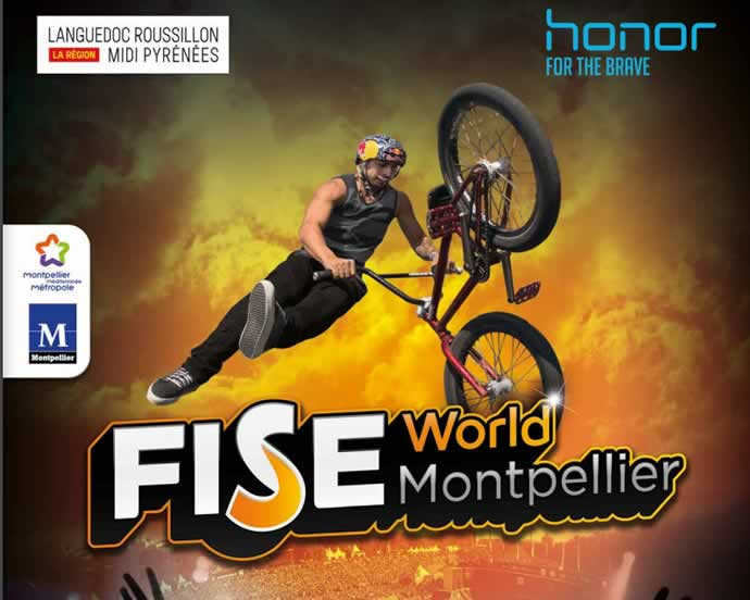 FISE Montpellier 2016