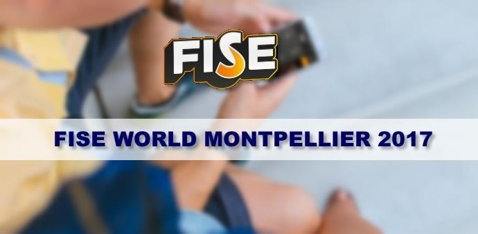 FISE Montpellier 2017