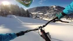 Film MOUNTAIN BIKE IS THE NEW SKI