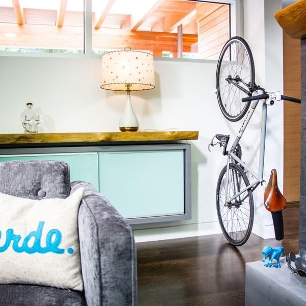 porte v lo mural design clug mtb. Black Bedroom Furniture Sets. Home Design Ideas